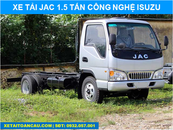 JAC HFC1030K3 - Chassis