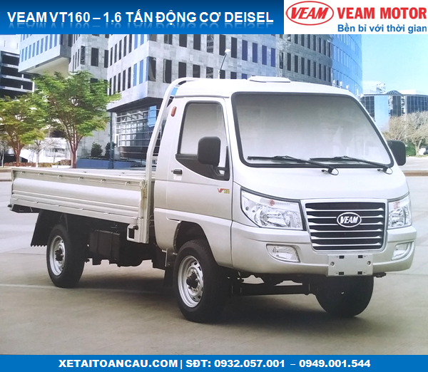 Veam VT160 1T6 1.6 tấn